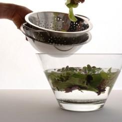 Washing Lettuce_step4