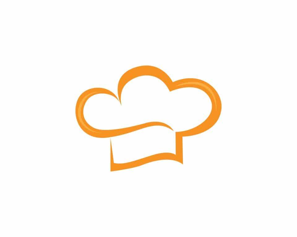 Hat chef  logo