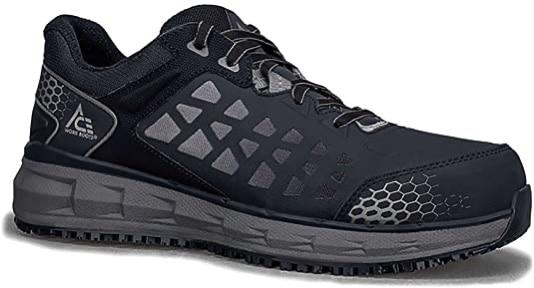 Ace Work Boots Aluminum Toe Industrial Shoe
