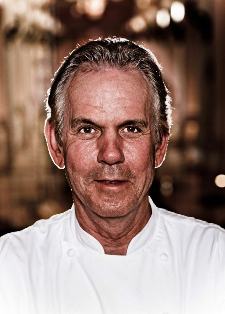 Portrait of Chef Thomas Keller