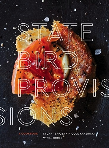 State Bird Provisions Cookbook