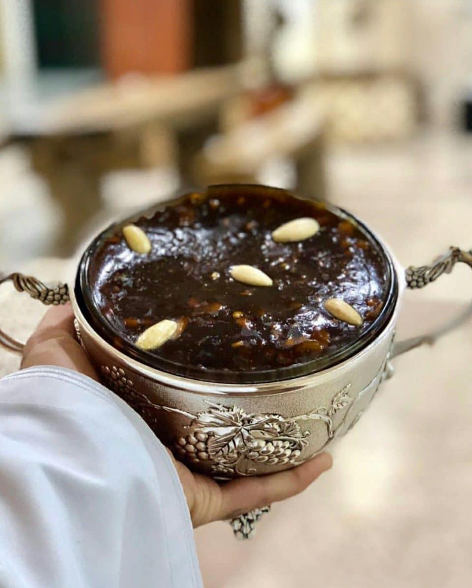 Omani Halva