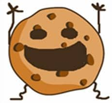 Happy Cookie Clipart