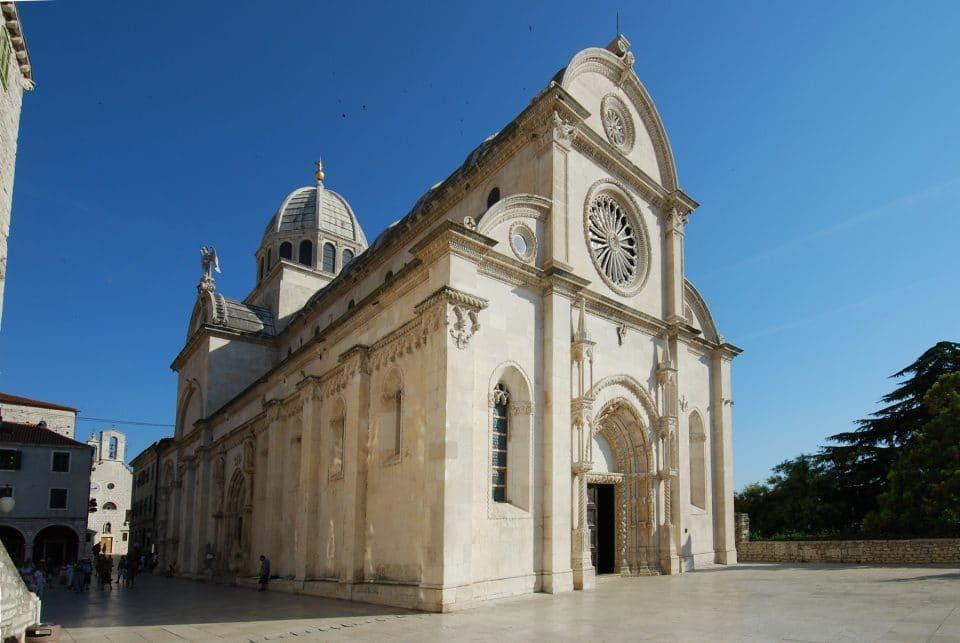 Šibenik's cathedral