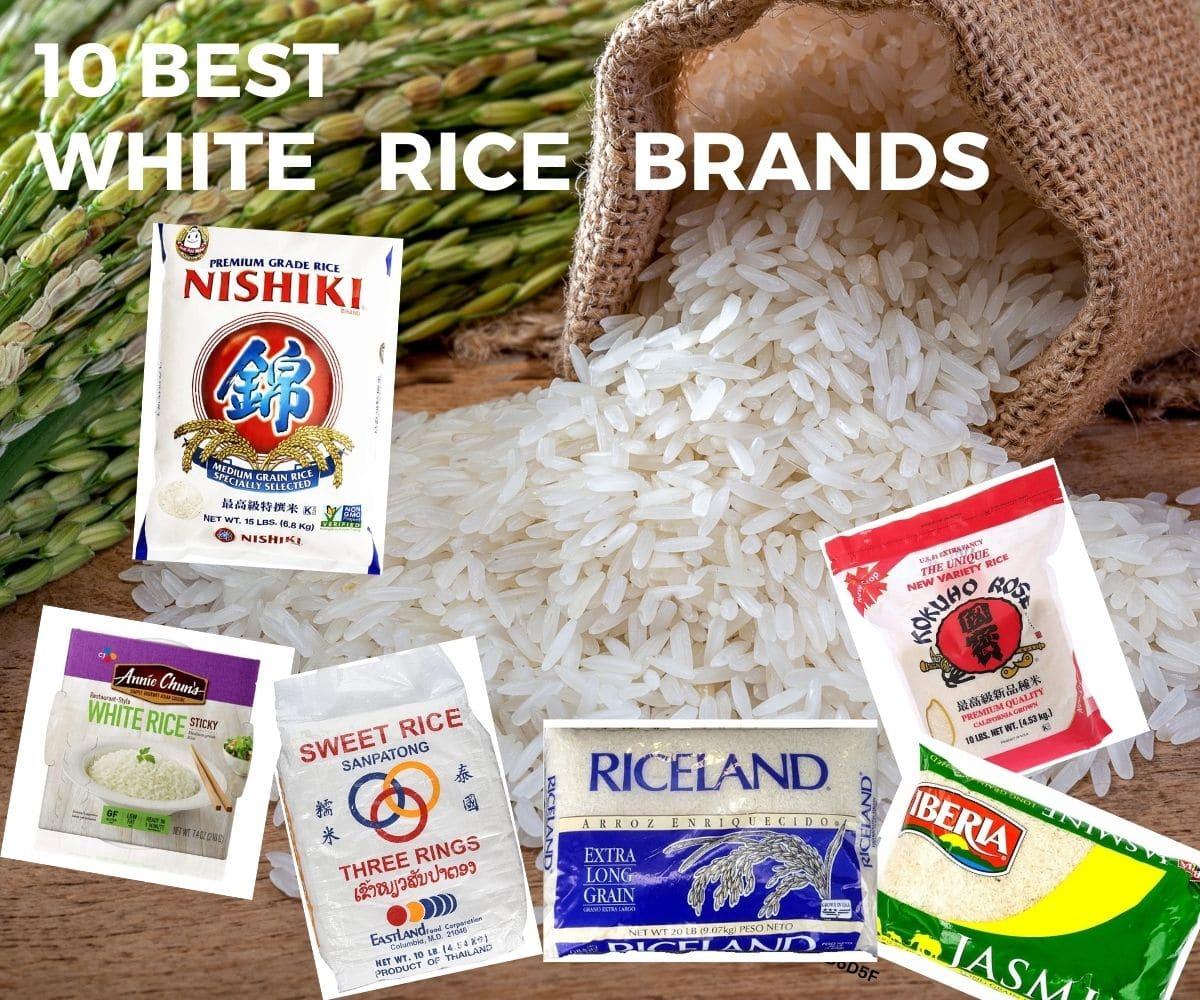 10 Best White Rice Brands