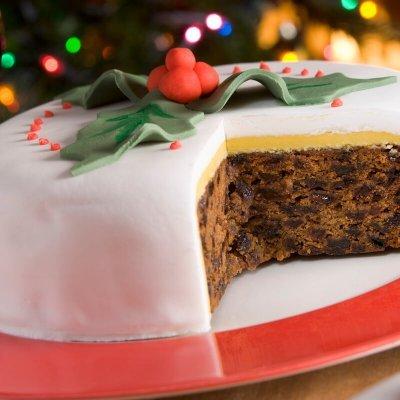 Helen's Christmas Cake