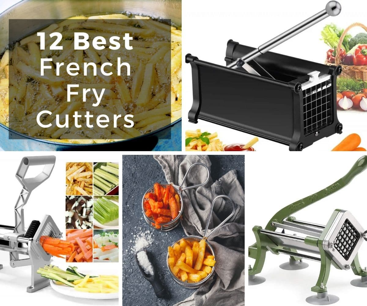 12 Best French Fry Cutters