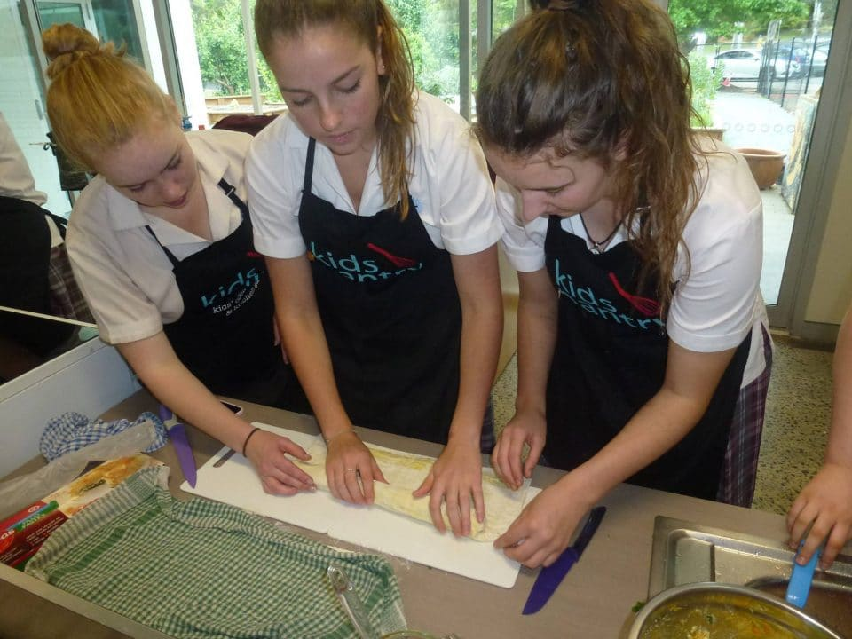 Cooking Classes at Kids Pantry
