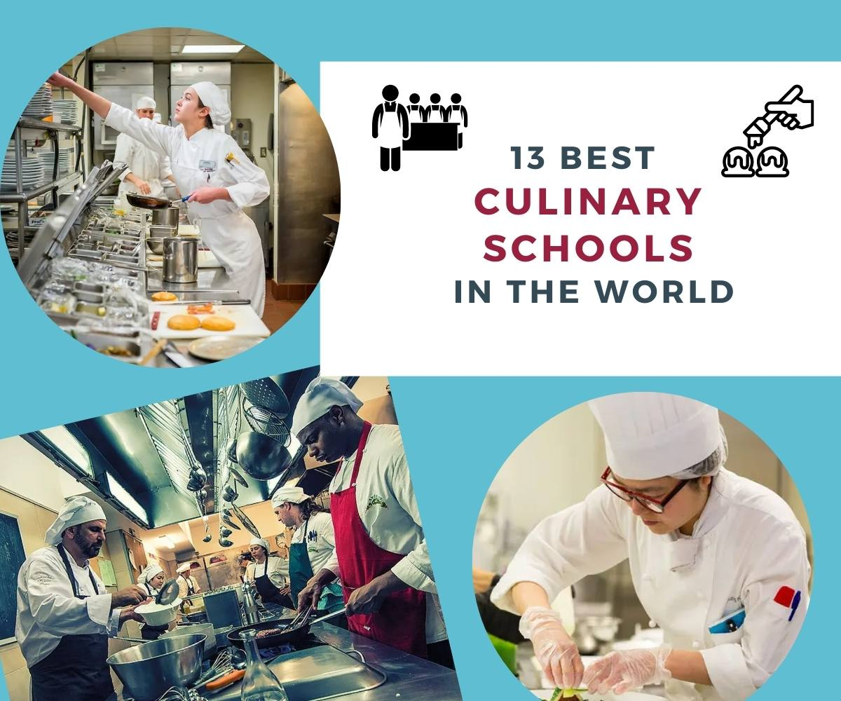 13 Best Culinary Schools in The World