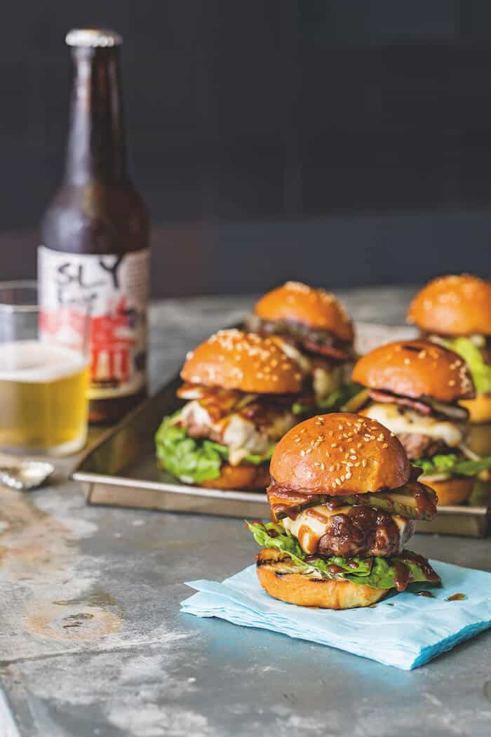 GRASS-FED BEEF SLIDERS