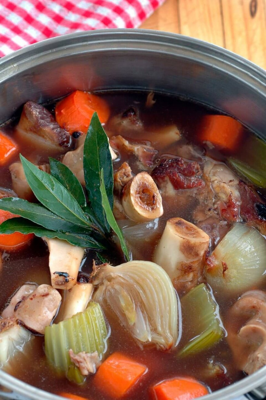 THICK VEAL STOCK