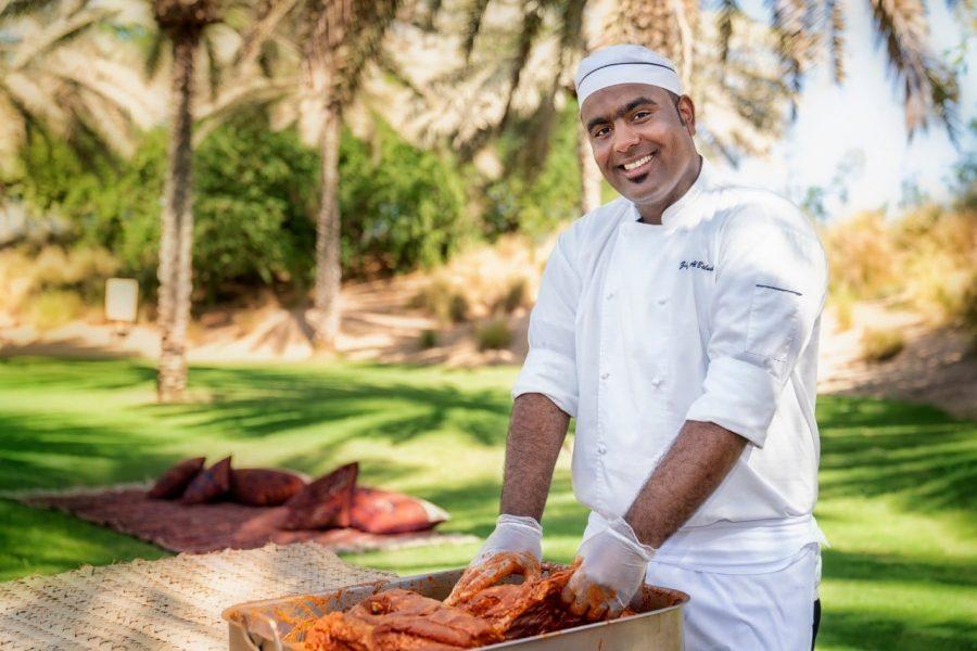 Chef Ziyad Mohamed Ramadhan Al Balushi