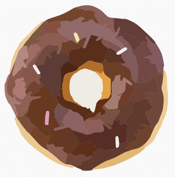 Donut Clipart
