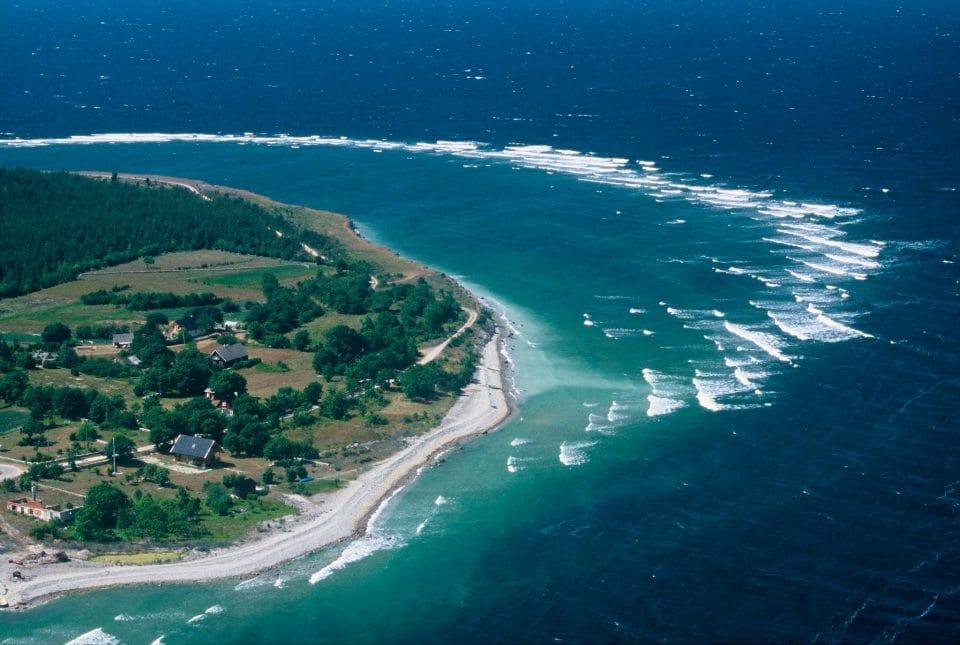 Estonia's largest island: Saaremaa;