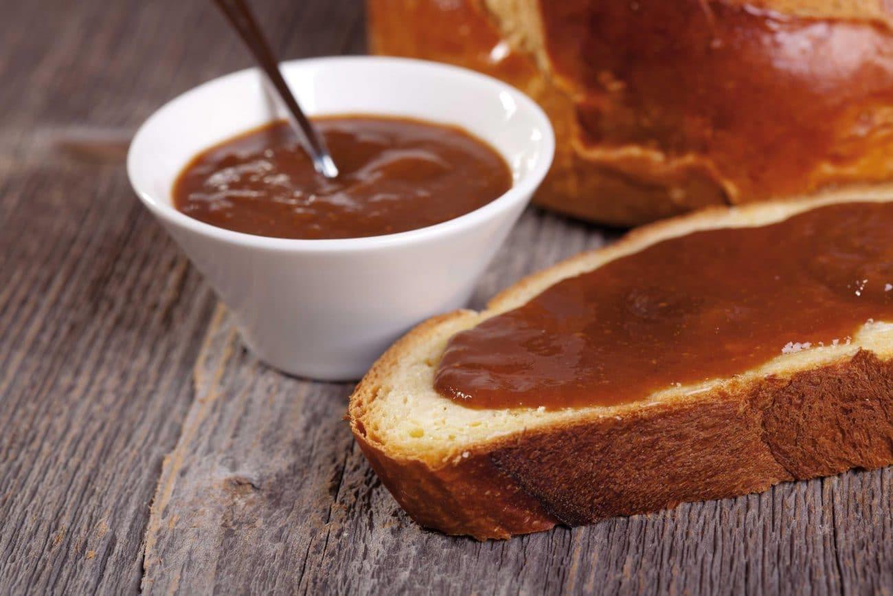 Moutarde de Bénichon (Bénichon Mustard)