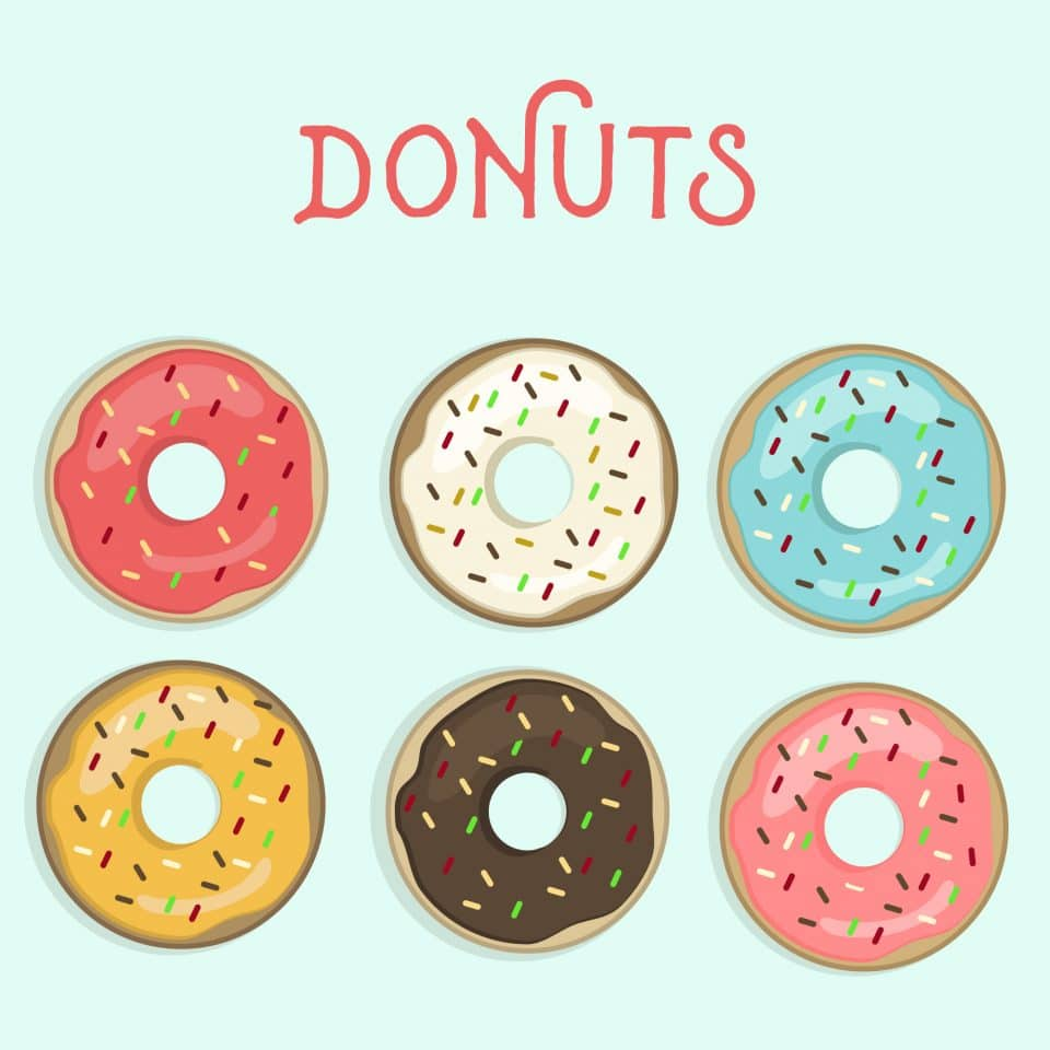 Donuts;