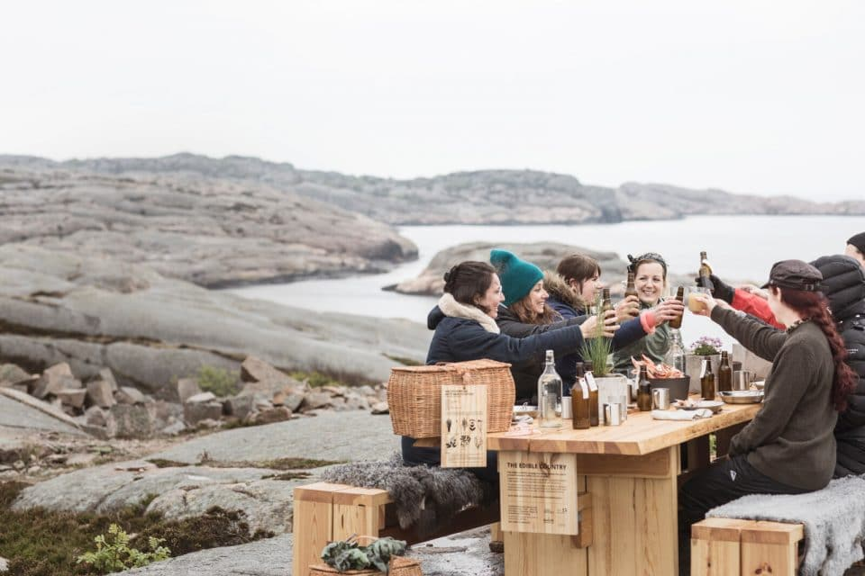 Book a table in Ramsvik - West Sweden; Photo credit: Tina Stafrén/imagebank.sweden.se