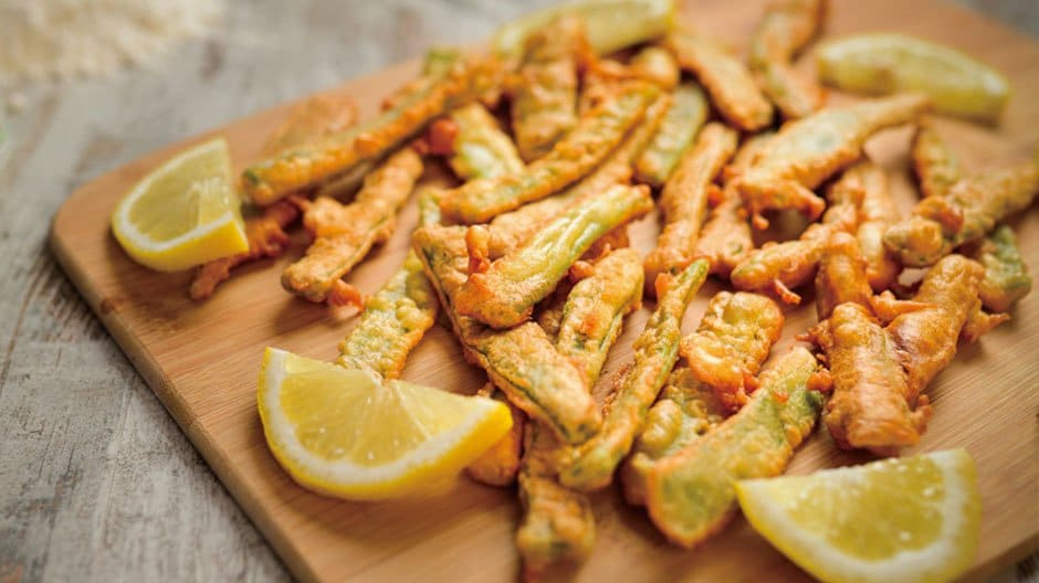 Fried Green Beans – 'Peixinhos da Horta'