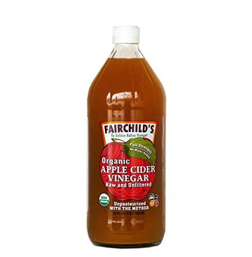 Fairchild's Organic Apple Cider Vinegar with the Mother