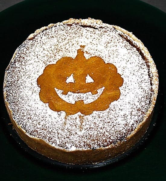 Pumpkin Pie Recipe by Chef Thomas Wenger