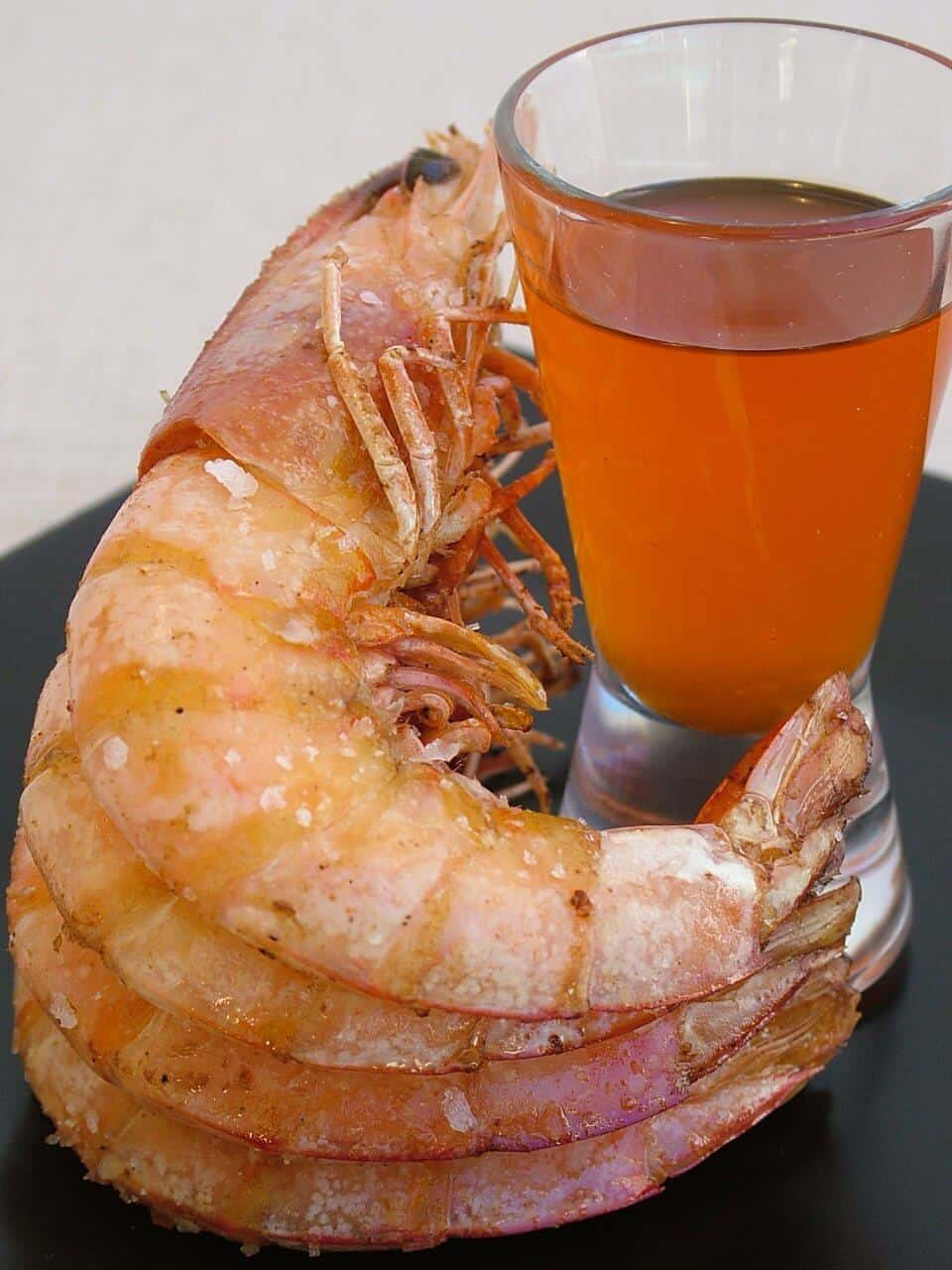 Shrimp, Crab & Prawn Oil Recipe By Chef Paul Hegeman