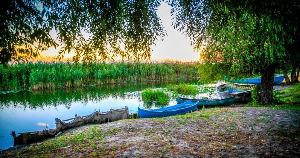 Danube Delta; Photo credit: https://www.wall-street.ro/