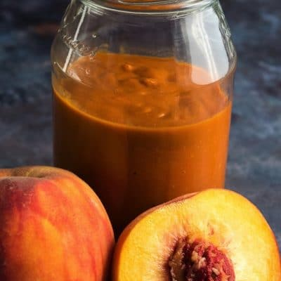Peach Barbeque Sauce