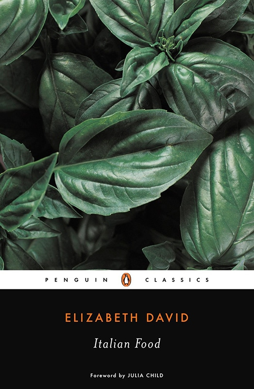 cover book with a close-up of basil leafs