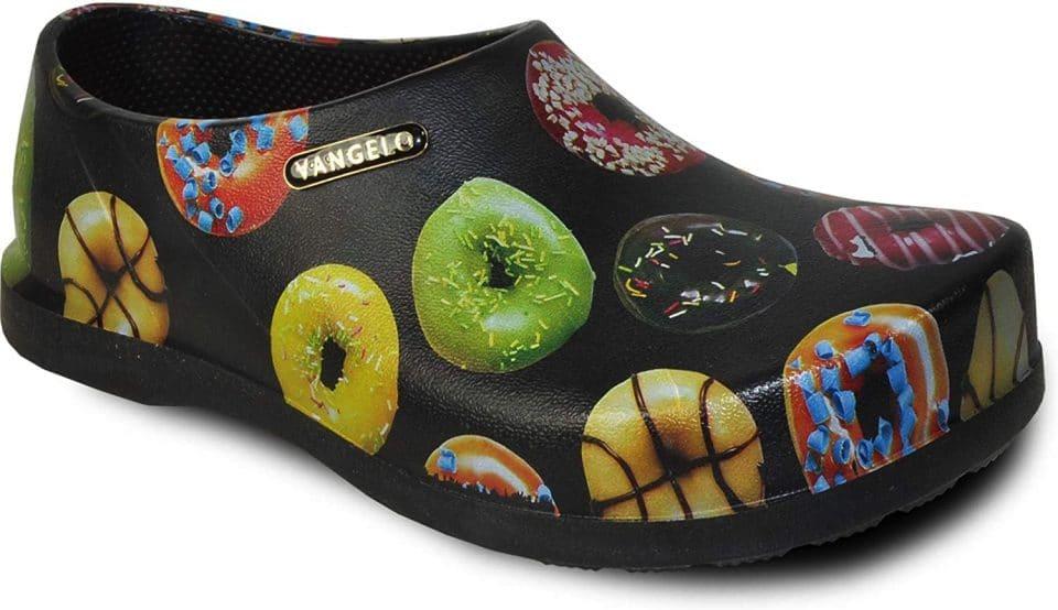 VANGELO Professional Slip Resistant Clog Men Work Shoe