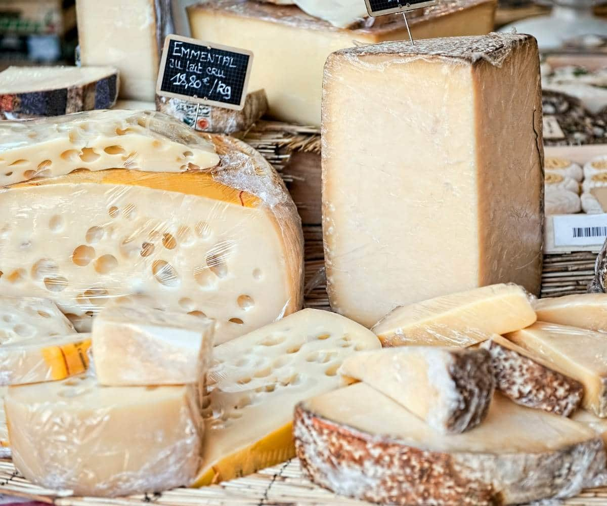 A Short Guide To French Cheese