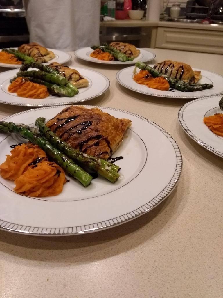 Dish at AcademyCanada
