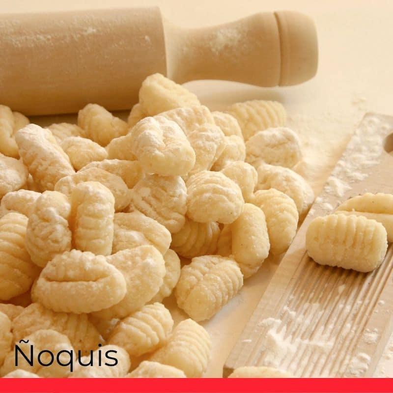 Ñoquis