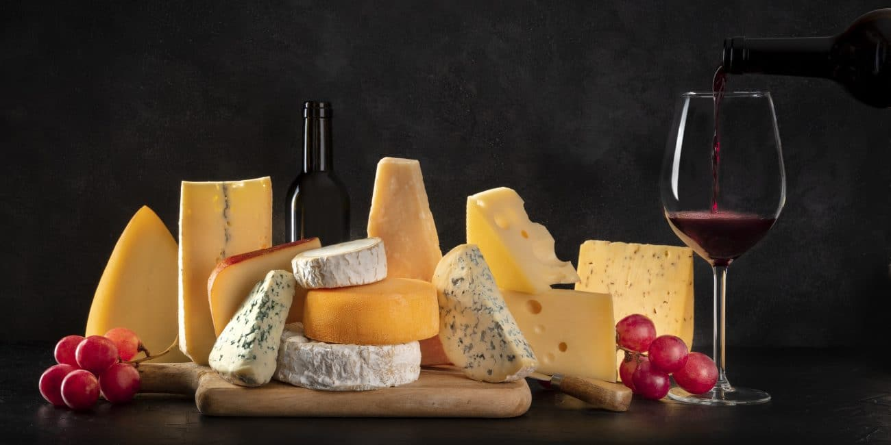 How To Pair Wines And Cheese