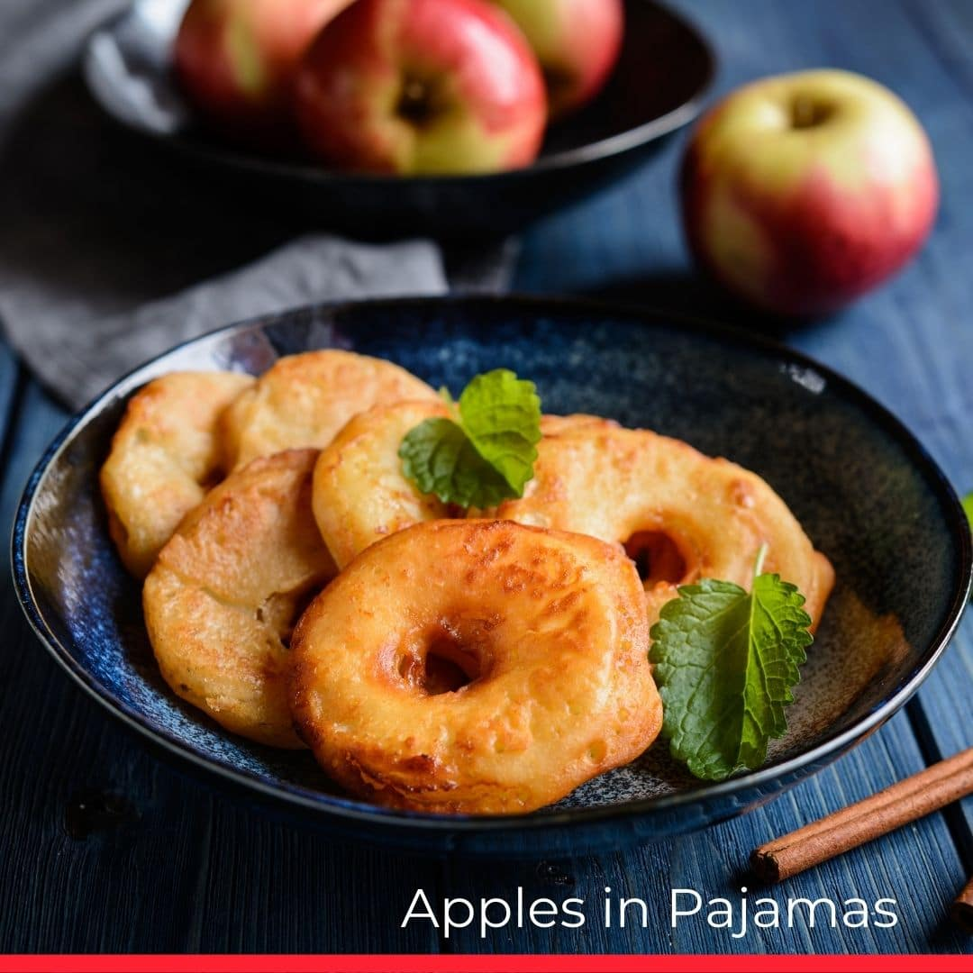 Apples in Pyjamas/Mere in Pijama