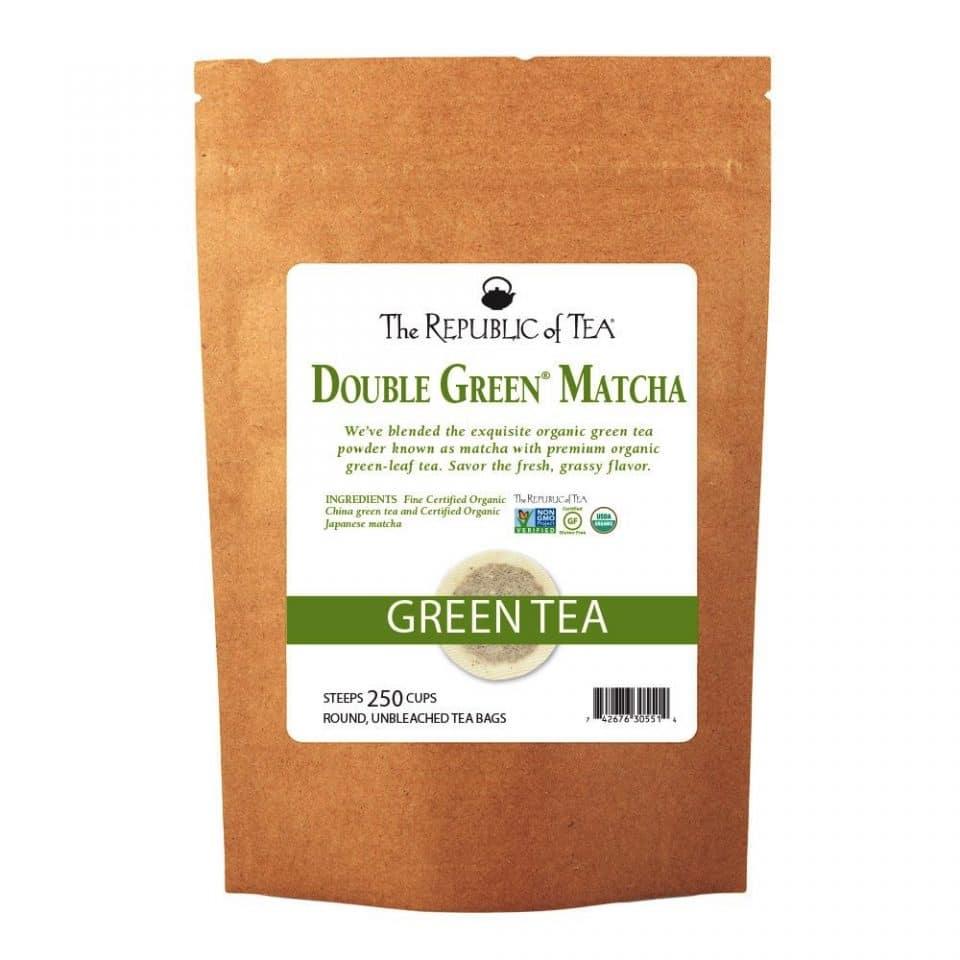 The Republic of Tea Double Green Matcha