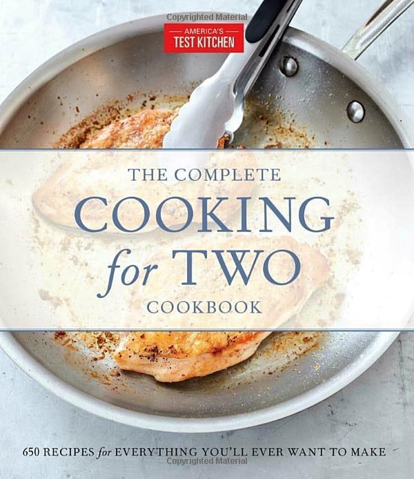 The Complete Cooking for Two Cookbook, Gift Edition by America's Test Kitchen