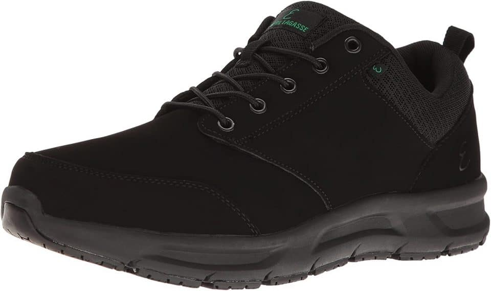Quarter Slip-Resistant Work Shoe for Men