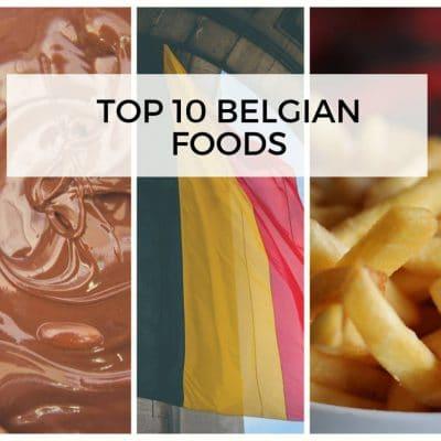 Top Belgian Foods