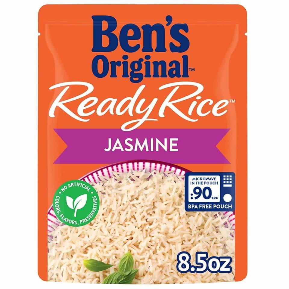 Ben's Original Ready Rice Pouch Jasmine