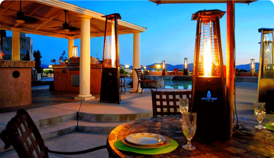 Best 10 Commercial Patio Heaters