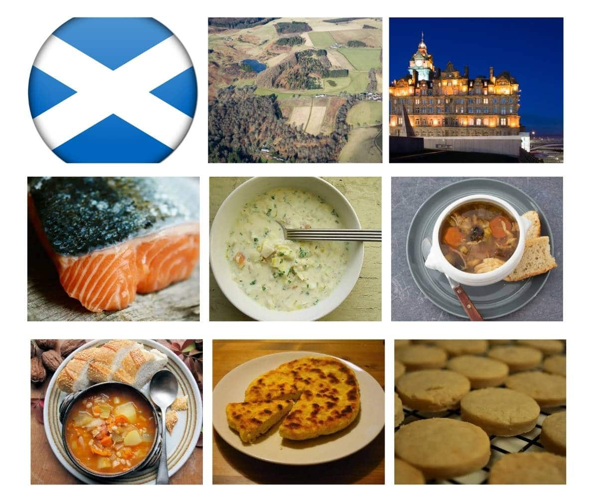 Best 13 Scottish Foods