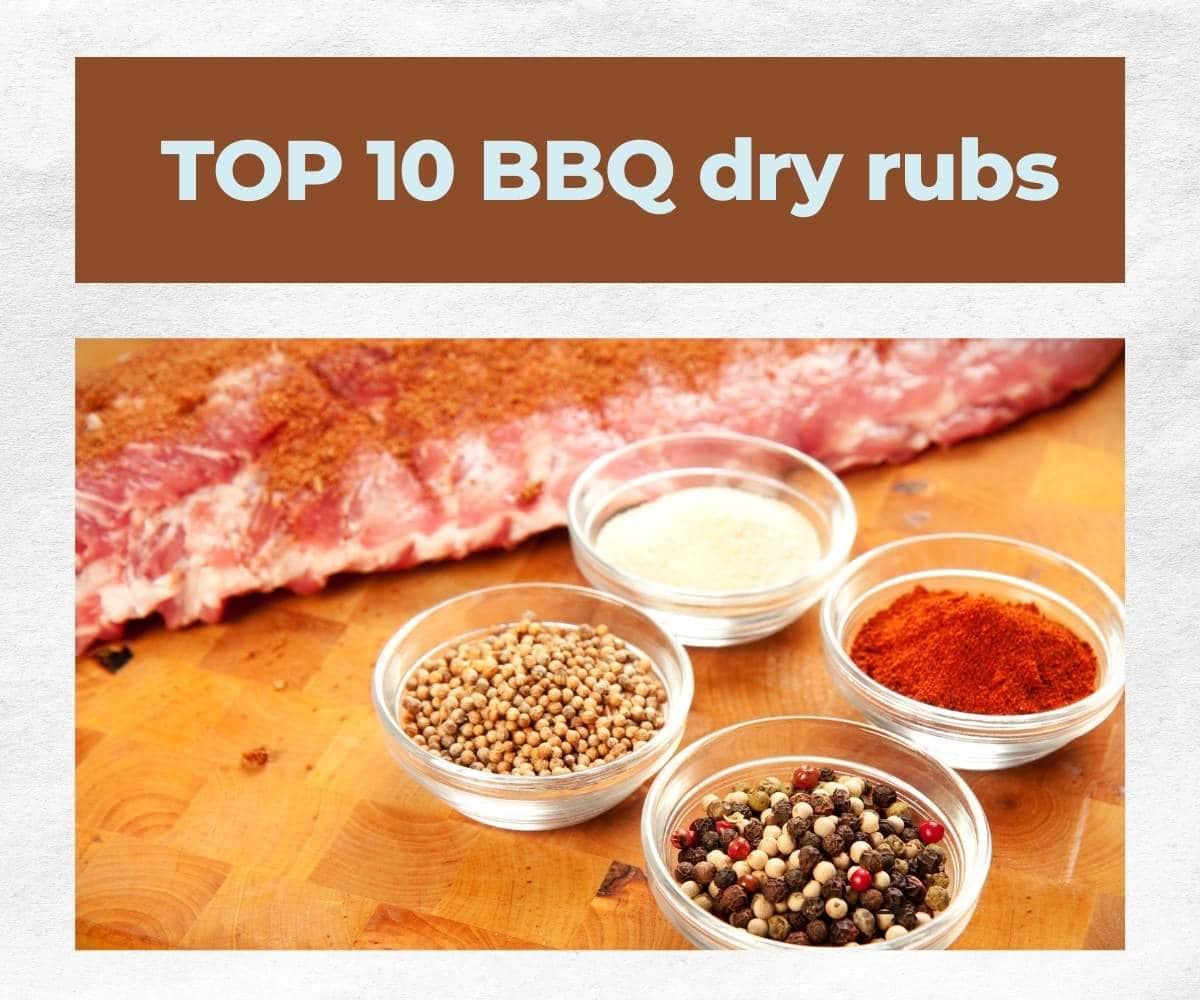 Best BBQ rubs
