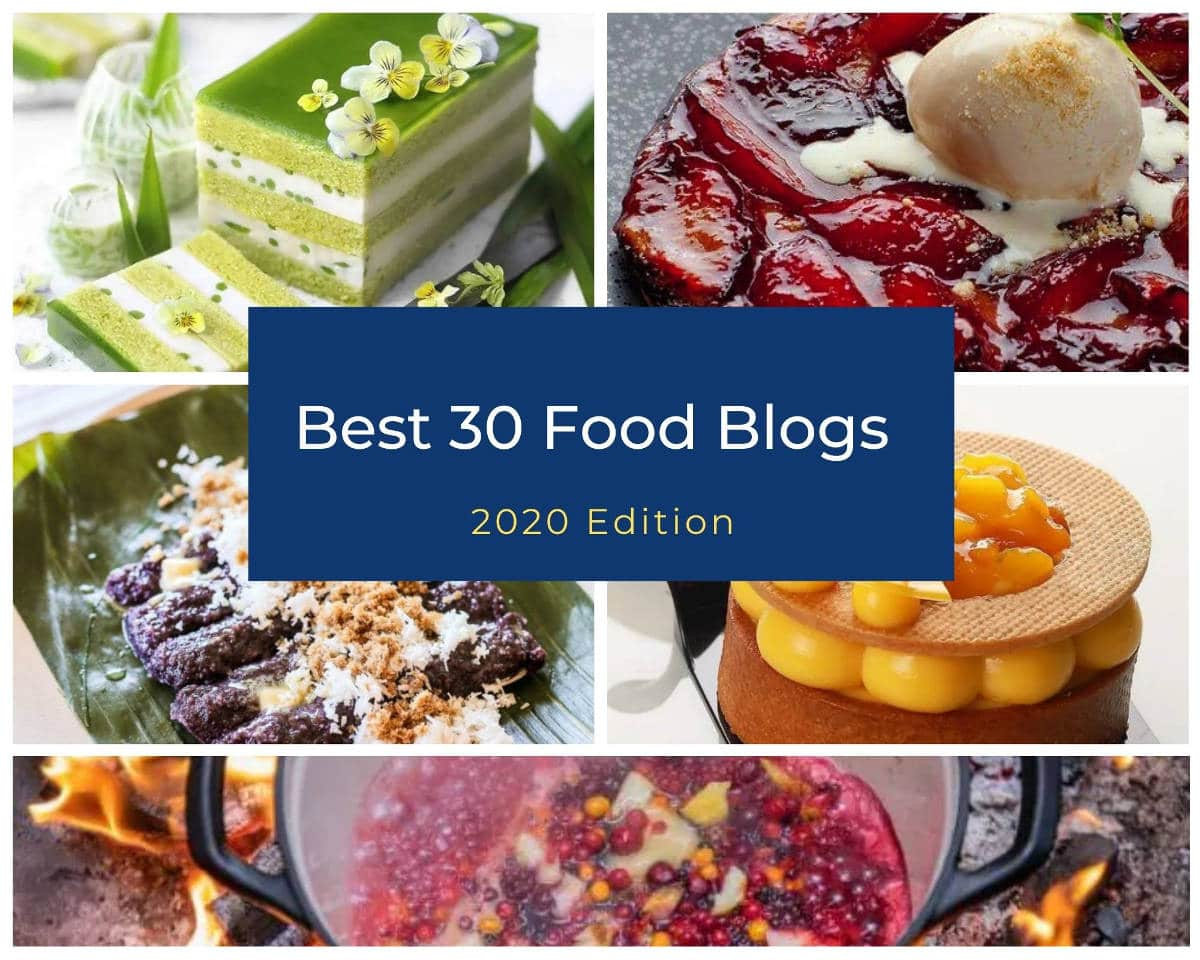 Best Food Blogs 2020