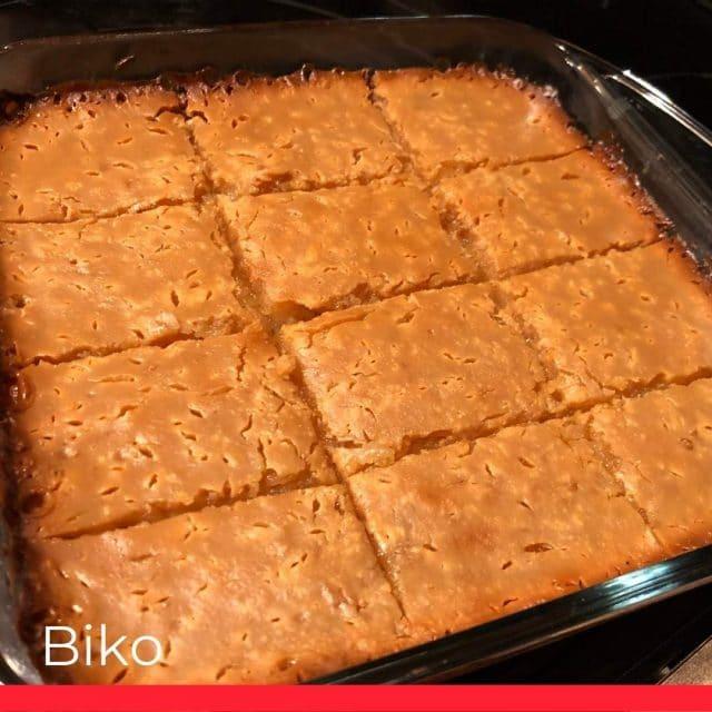 Biko pie