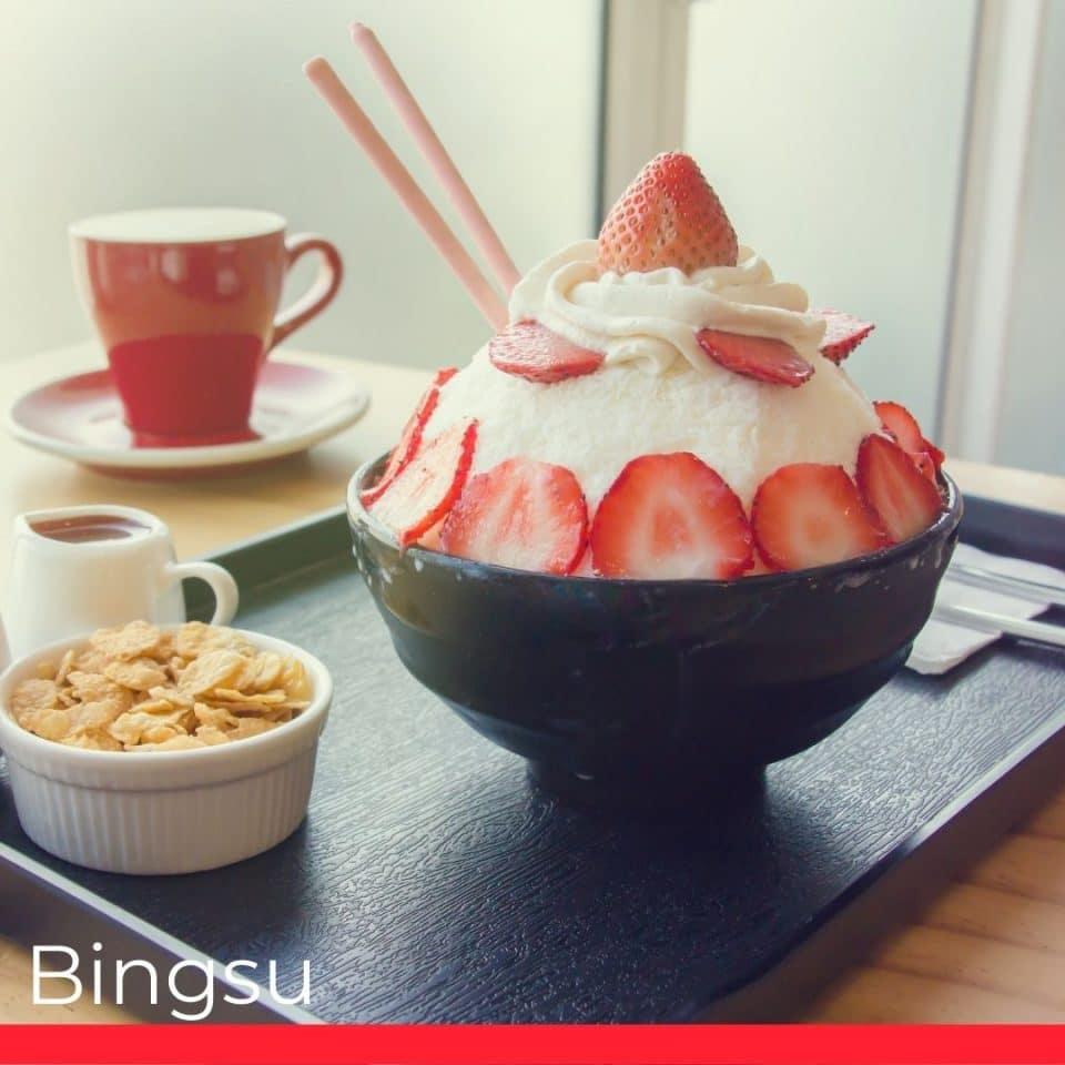 Bingsu