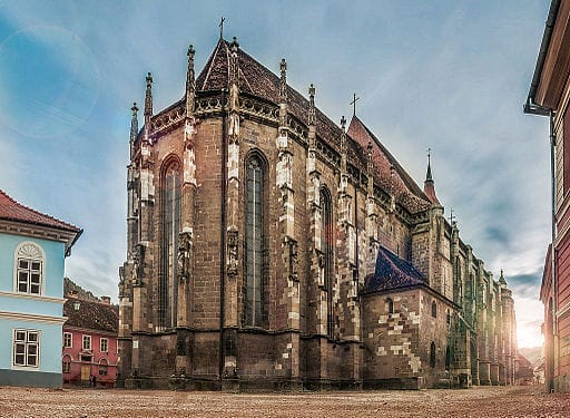 Black Church; Photo credit: Vlad Moldovean