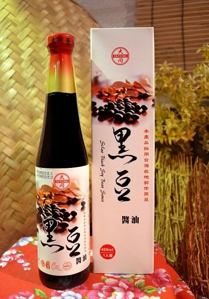 Black Bean Soy Sauce - Taiwanese Soy Sauce