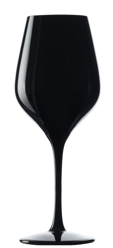 Blind Tasting Glass Black Exquisit Set of 6