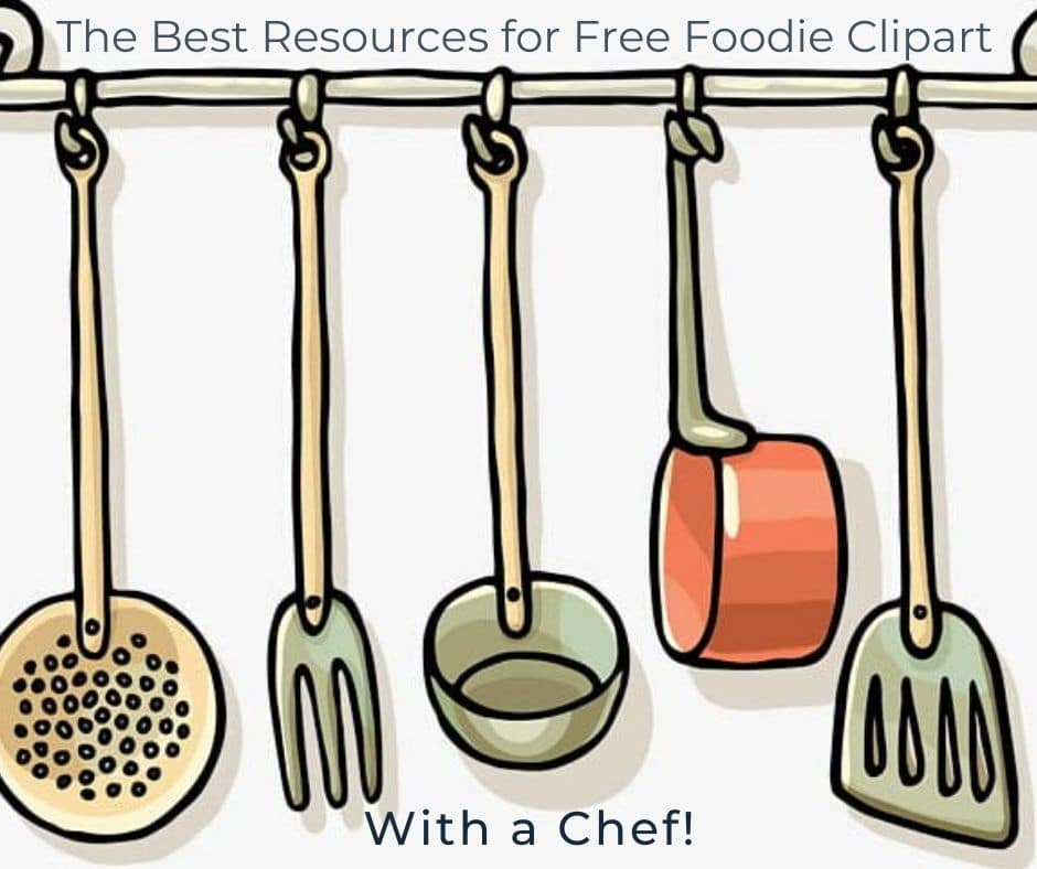 The Best Resources for Free Foodie Clipart.