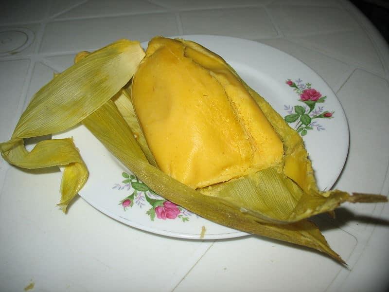 Bollo de Maiz